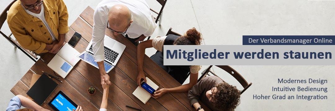 Verbandsmanager Online