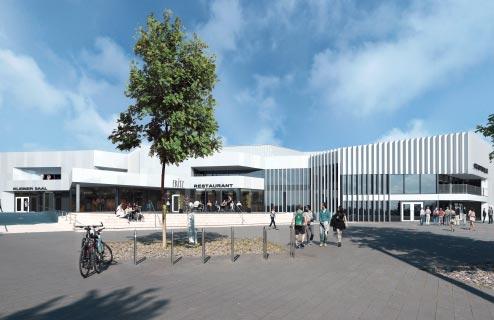 Kultur Räume Gütersloh – Stadthalle & Theater