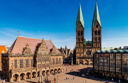 Bremen Convention Bureau c/o BTZ Bremer Touristik-Zentrale