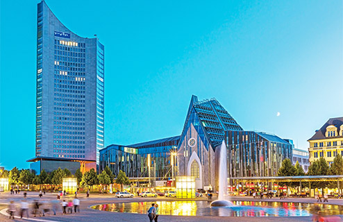 Starke Vernetzung und neue VeranstaltungsRäume machen Leipzig noch attraktiver für Verbände