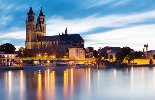 Kongressdestination  Magdeburg