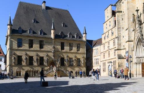 Tourismus- und Tagungsservice Osnabrück