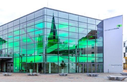 Osnabrücker Veranstaltungs- und  Kongress GmbH